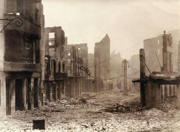 Ο Βομβαρδισμός της Γκουέρνικα