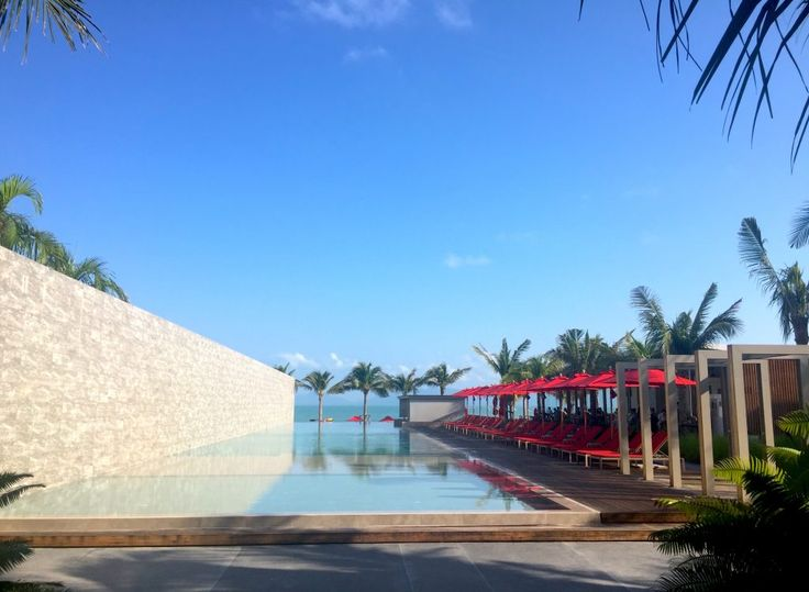 Sensimar Koh Samui, Thailand. The perfect hotel for a couples get a way.