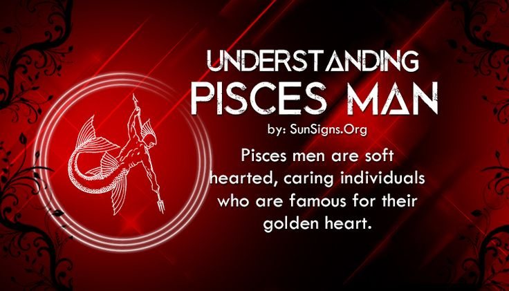 Pisces are emotional, social, caring and intellectual persons. They help needy people. They are family loving people. Pisces are good people