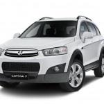 The new 2013 Holden Captiva
