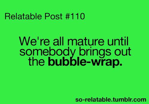 Yup.True Quotes, Laugh, Relatable Post, Funny Quotes, Funny Stuff, Teenagers Post, Teen Quotes, True Stories, Bubbles Wraps