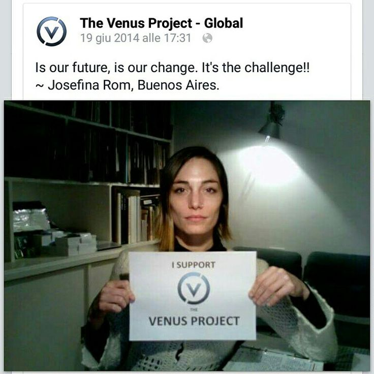 #thevenusproject @tvppinterest