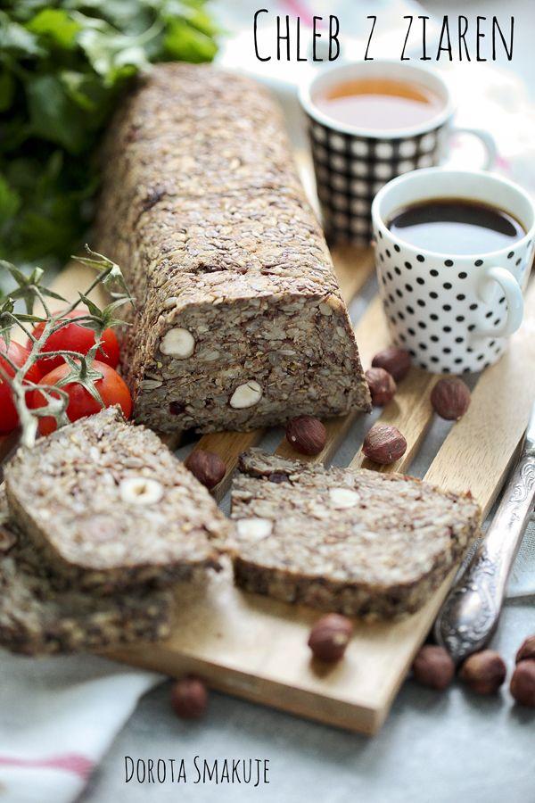 Chleb z samych ziaren bez mąki