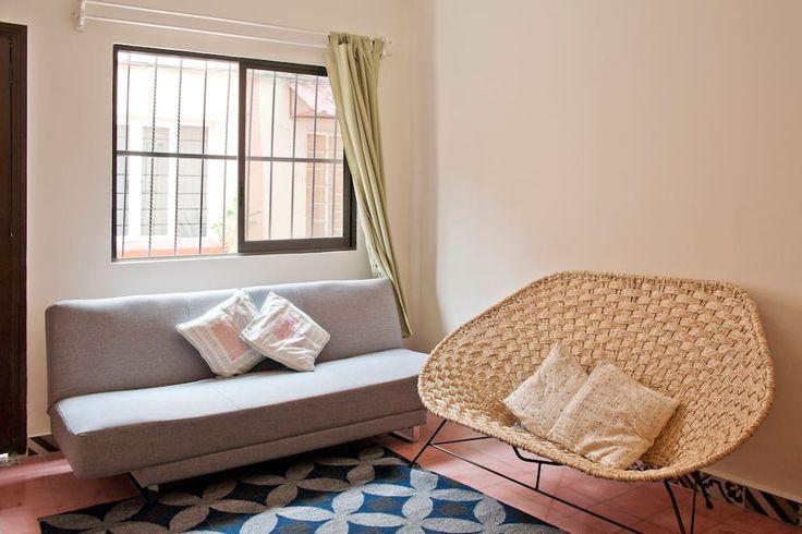 Hip apt in Condesa including co-working office - Apartments for Rent in Ciudad de México