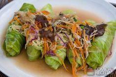 Receita de Charuto de repolho em receitas de legumes e verduras, veja essa e outras receitas aqui!