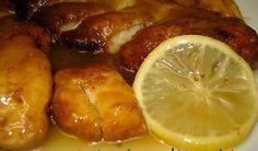 COMIDA CHINO - PERUANA.: POLLO AL LIMON ESTILO CHIFA / лимон курица Китайск...