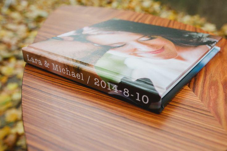 Fine Art Wedding Album by Niv Shimshon Photography