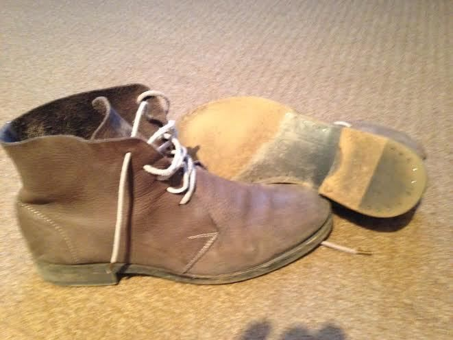 All Saints Boots Size 9