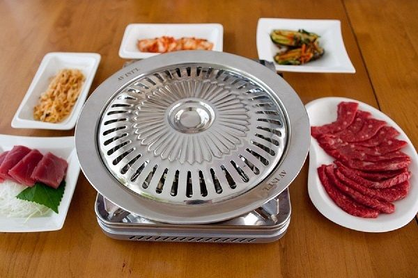 Korean BBQ Grill for stovetop/cooktop/propane stove etc