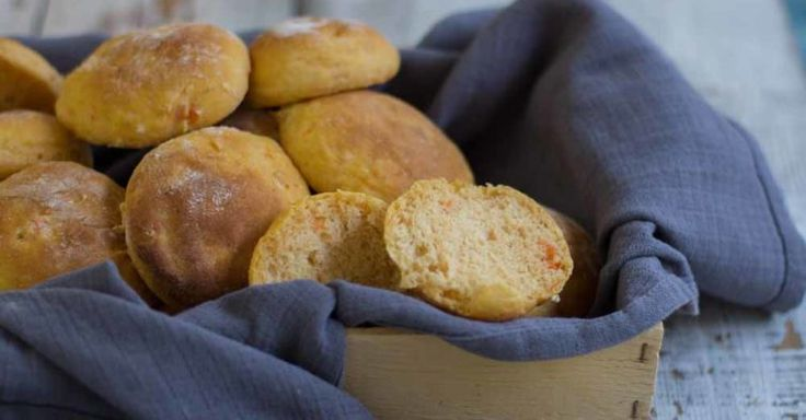 Receita fit para os miúdos: pãezinhos de batata doce (sem glúten nem lactose) - NiT