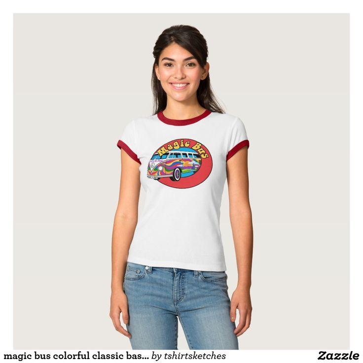 Your Custom Women's Bella+Canvas Ringer T-Shirt