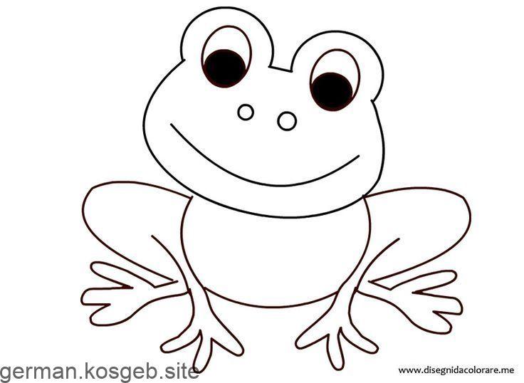 Frosch Ausmalbild 01 Ausmalbild Frosch Ausmalbild Frosch Ausmalbild Ausmalbilder