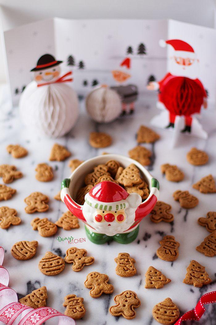 Mükemmel bir zencefilli kurabiye tarifi.. Hem sonbahara, hem hızla yaklaşan kış mevsimine, hem de yılbaşı ruhuna yakışıyor. Bir kez ...
