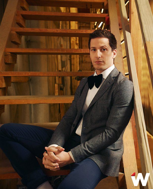 Image result for andy samberg photoshoot | b99 / lonely