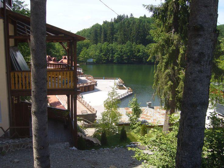 Szováta: Medve-tó