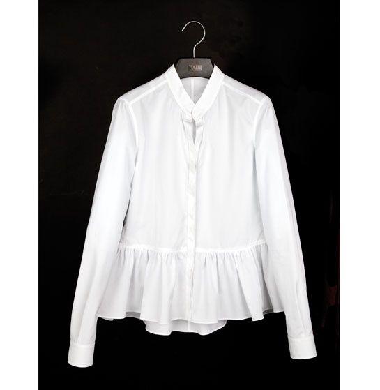 La camisa blanca de Carolina Herrera   Moda.