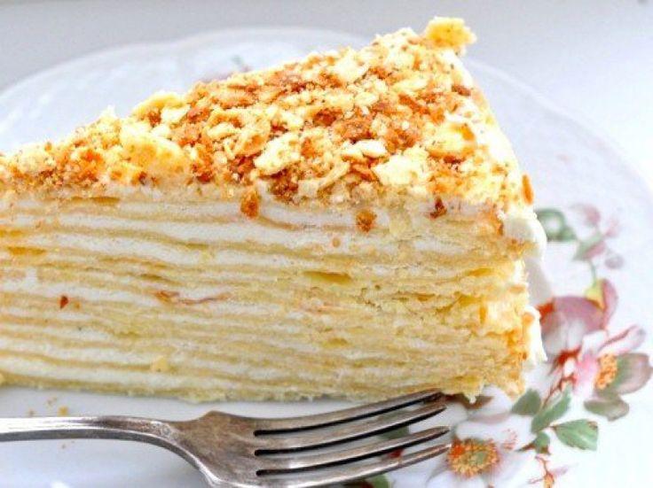 Торт слаена с фото