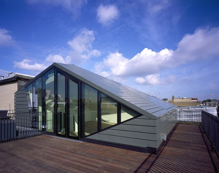 Corner House by DSDHA