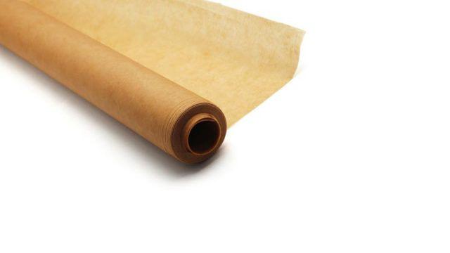 využití papíru na pečení