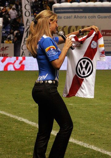 271 Best Images About Ines Sainz On Pinterest Messi Tvs