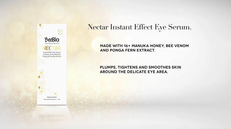 Nectar eye serum
