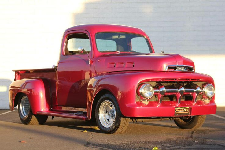 1952 Ford F150 F1R2LB11166 - Image 1 of 21
