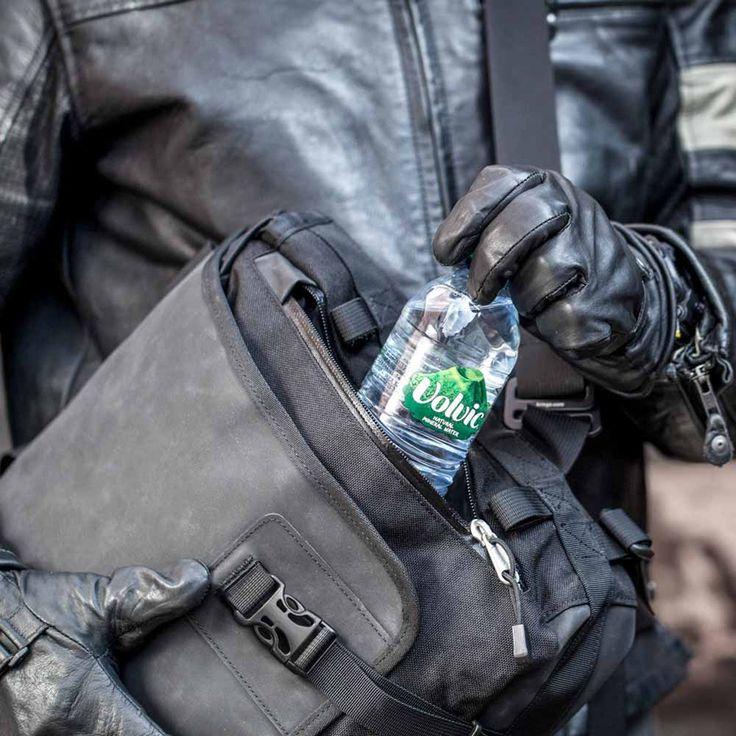 Kriega Urban Waterproof Messenger Bag | Motorcycle Bags | FREE UK delivery - The Cafe Racer