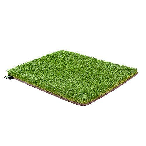 Surf Grass Mat:   The Surf Grass Mat» is 29 oz. and 20 x 25 inches of high quality synthetic turf. The mat'sæsupportive and soft bristles of turf work to dust off any dirt, sand, or particles that may have accumulated on your feetæand wetsuit while changing. Use the Surf Grass Mat» before you get into your car or walknto your house for an instant clean feeling. The mat is extremely durable and easy to clean. Storing it is equally as simpleæ- justæroll it up and secure it by the velcro ...