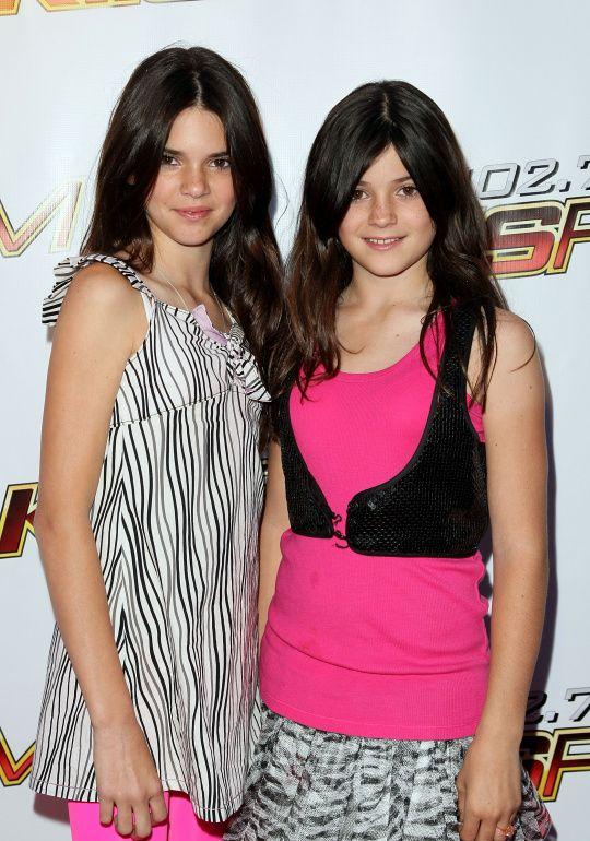 Jak šel čas | Kendall a Kylie Jenner | Marianne