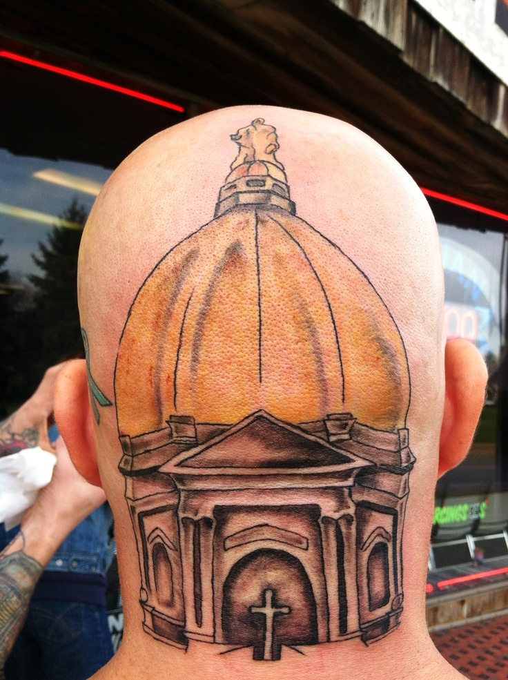 17 best images about fighting irish tattoos on pinterest for Notre dame tattoos