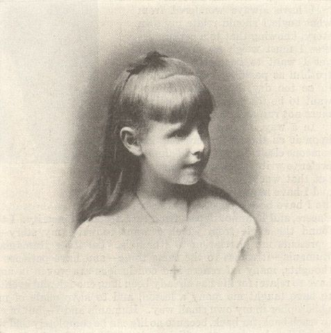 Queen Marie of Romania   10 years old