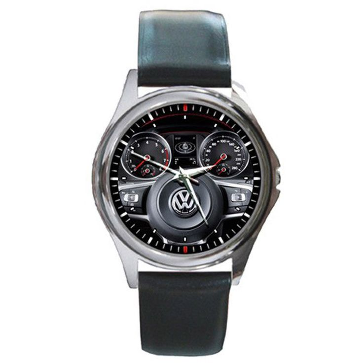 Cool Great Volkswagen VW Golf GTI MK7 leather sport watch  2017 2018 Check more at http://auto24.ml/blog/great-volkswagen-vw-golf-gti-mk7-leather-sport-watch-2017-2018/