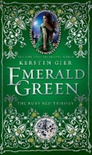Smaragdgrün Buchcover Amerika
