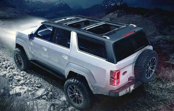 2020 Ford Bronco 4 Door In 2020 Ford Bronco Ford Bronco 4 Door Bronco