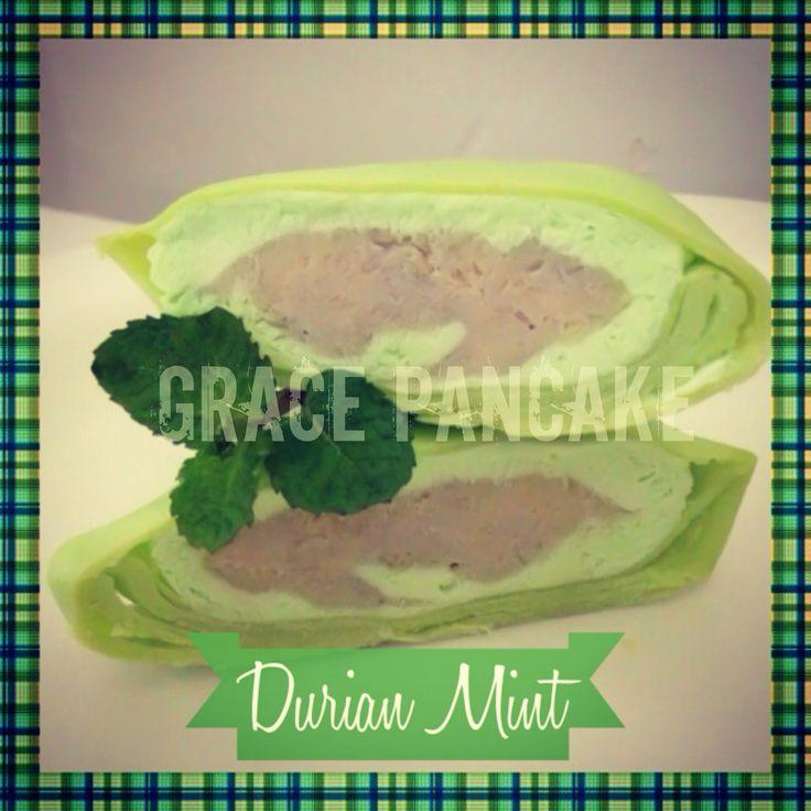 Durian Mint Pancake