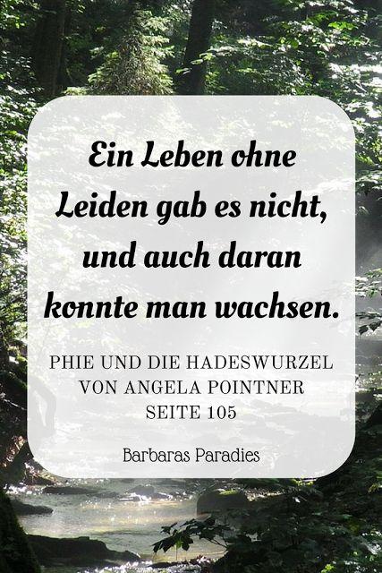 In Phie und die Hadeswurzel von Angela Pointner erlebt der Leser mit der Protagonisten auf ein tolles Abenteuer in der Traum-Dimension! Mehr über das Buch erfahrt ihr in meiner Rezension auf meinem Blog!