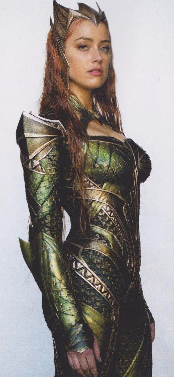 """Amber Heard - Mera - """"Aquaman"""" (2018)"""