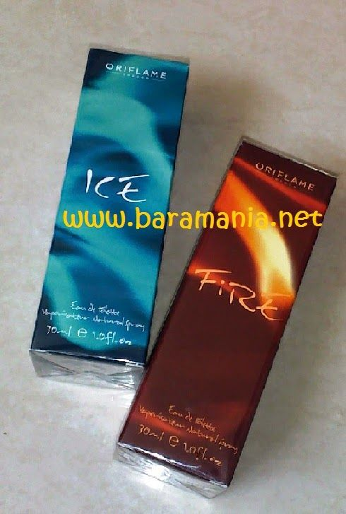 The Beautiful You: Giveaway Oktober: Fire vs Ice