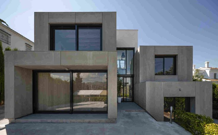 Проект расширения дома в Испании