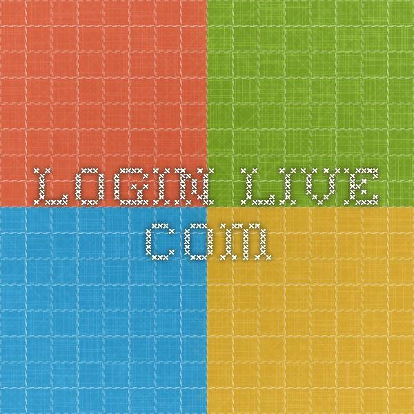 Login Live De