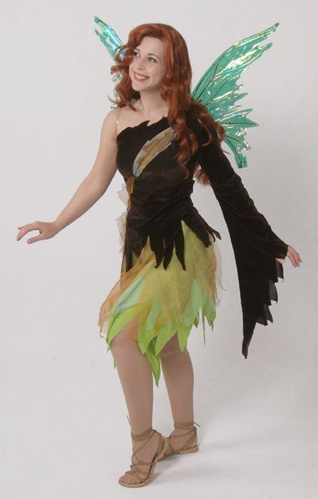 Elven Halloween Costume