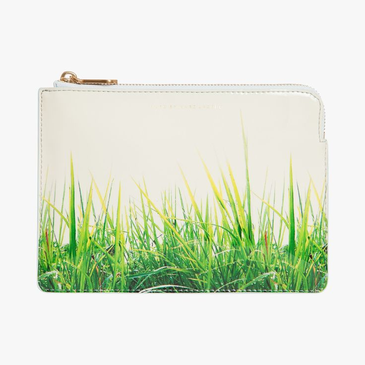 Pochette motif herbe - Marc by Marc Jacobs -  Katie Hillier & Luella Bartley