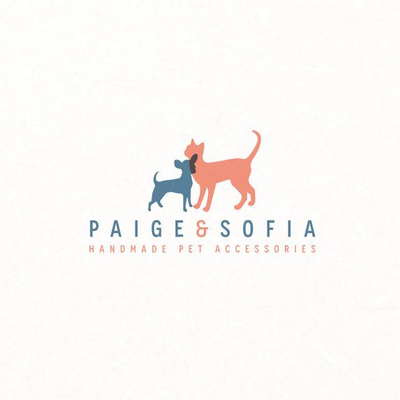 Custom Pet Logo Reserved for helenrenforth by fossdesign on Etsy, £50.00