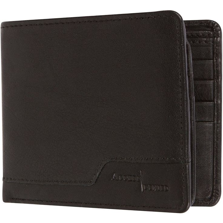 Access Denied Mens Leather RFID Blocking Wallet 12 Card Slots * Continue to the product at the image link.