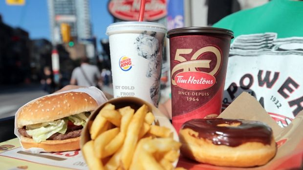 Tim Hortons agrees to Burger King offer for $94 a share