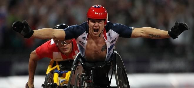 Weir clinches gold hat-trick   Team GB