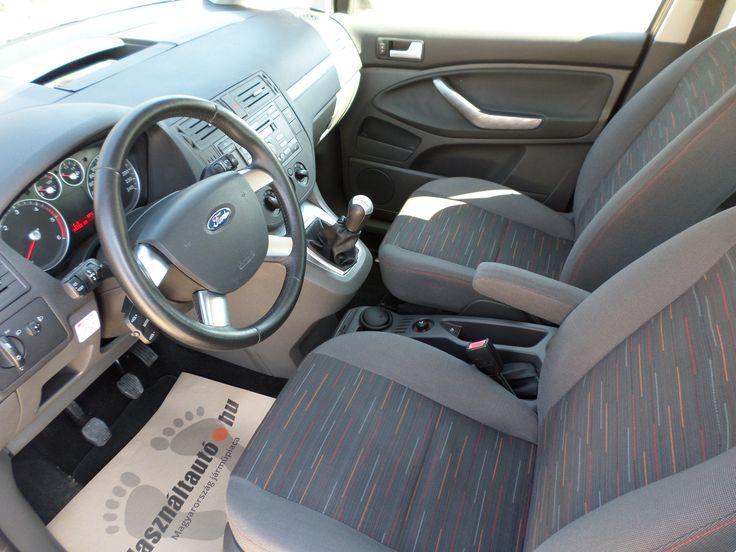 FORD C-MAX 1.6 TDCi Trend DPF - W-Autó Használtautó Kereskedés - Eladó, használt FORD C-MAX 1.6 TDCi Trend DPF és további Használtautók 30/8949-380