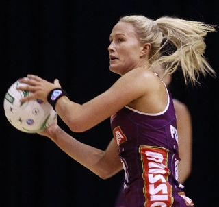 Firebirds wish Pitman well at Fever