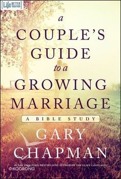 """[""""#1 <em>New York Times <\/em>bestselling author, Dr. Chapman will help you grow together with your spouse as you grow with God in <em>A Couple's Guide to a Growing Marriage<\/em>.<br><br>Marriage is the most intimate of human relationships, but for many couples, this intimacy is only a dream. <em>A Couple's Guide to a Growing Marriage Bible Study<\/em> will help you make that dream a reality. So much more than a personal and group study, <em>A Couple's Guide to a Growing Marriage Bible…"""