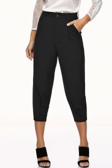 Join Dezzal, Get $100-Worth-Coupon GiftZipper Fly Capri Harem PantsFor Boutique Fashion Lovers Only: Designer Collection·New Arrival Daily· Chic for Every Occasion